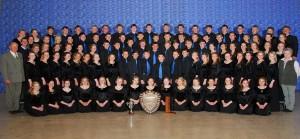 Menlo Park High School Choir